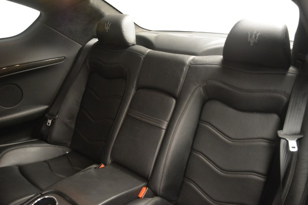Used 2012 Maserati GranTurismo MC for sale Sold at Rolls-Royce Motor Cars Greenwich in Greenwich CT 06830 17