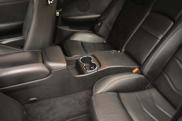 Used 2012 Maserati GranTurismo MC for sale Sold at Rolls-Royce Motor Cars Greenwich in Greenwich CT 06830 18