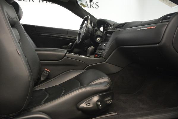 Used 2012 Maserati GranTurismo MC for sale Sold at Rolls-Royce Motor Cars Greenwich in Greenwich CT 06830 21