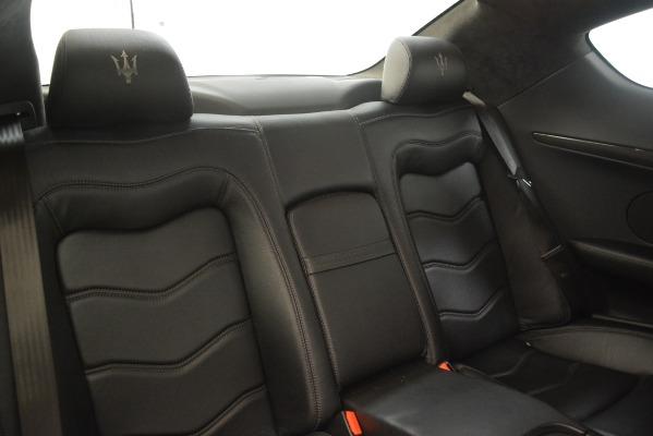 Used 2012 Maserati GranTurismo MC for sale Sold at Rolls-Royce Motor Cars Greenwich in Greenwich CT 06830 23