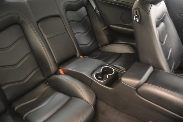 Used 2012 Maserati GranTurismo MC for sale Sold at Rolls-Royce Motor Cars Greenwich in Greenwich CT 06830 24