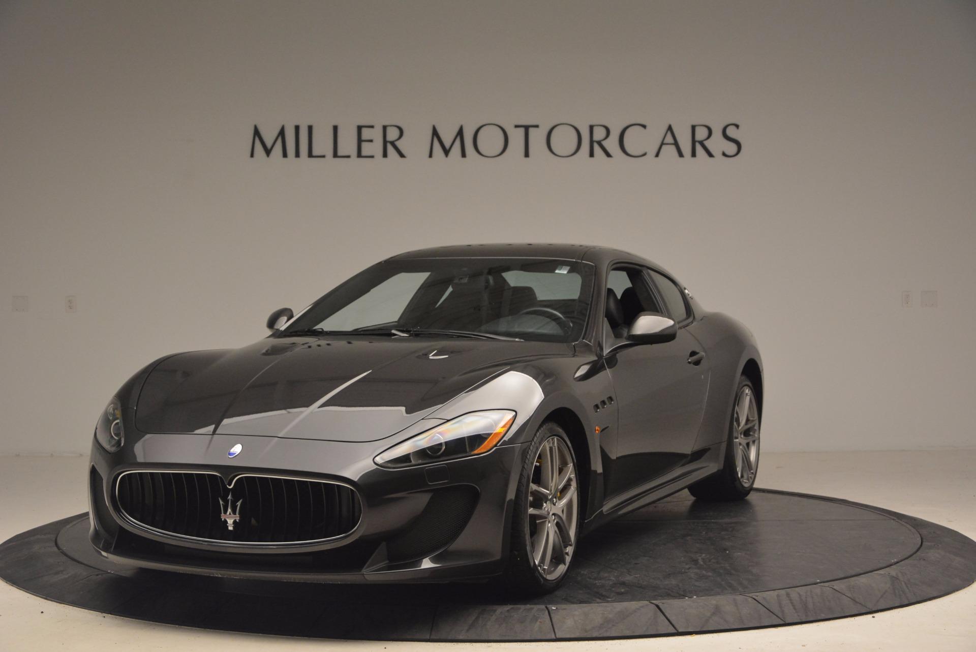 Used 2012 Maserati GranTurismo MC for sale Sold at Rolls-Royce Motor Cars Greenwich in Greenwich CT 06830 1