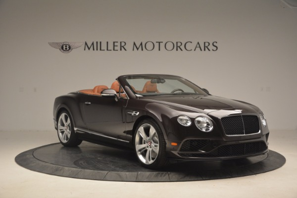 Used 2017 Bentley Continental GTC V8 S for sale Sold at Rolls-Royce Motor Cars Greenwich in Greenwich CT 06830 11