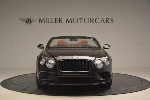 Used 2017 Bentley Continental GTC V8 S for sale Sold at Rolls-Royce Motor Cars Greenwich in Greenwich CT 06830 12