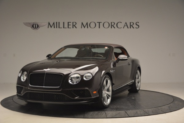 Used 2017 Bentley Continental GTC V8 S for sale Sold at Rolls-Royce Motor Cars Greenwich in Greenwich CT 06830 13