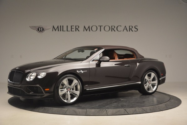 Used 2017 Bentley Continental GTC V8 S for sale Sold at Rolls-Royce Motor Cars Greenwich in Greenwich CT 06830 14