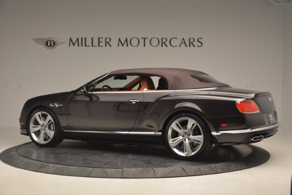 Used 2017 Bentley Continental GTC V8 S for sale Sold at Rolls-Royce Motor Cars Greenwich in Greenwich CT 06830 16
