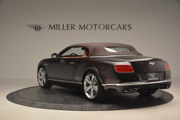 Used 2017 Bentley Continental GTC V8 S for sale Sold at Rolls-Royce Motor Cars Greenwich in Greenwich CT 06830 17
