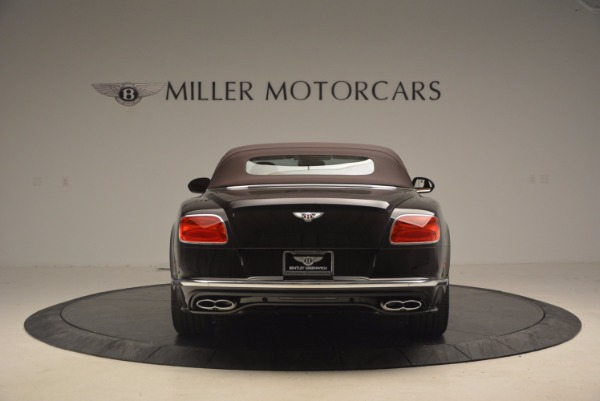 Used 2017 Bentley Continental GTC V8 S for sale Sold at Rolls-Royce Motor Cars Greenwich in Greenwich CT 06830 18