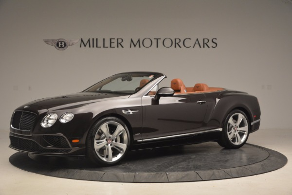 Used 2017 Bentley Continental GTC V8 S for sale Sold at Rolls-Royce Motor Cars Greenwich in Greenwich CT 06830 2