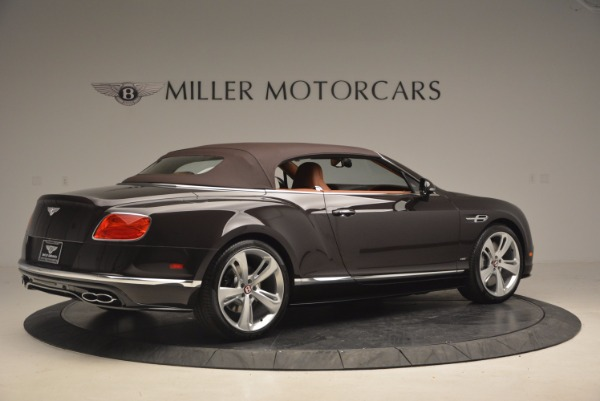 Used 2017 Bentley Continental GTC V8 S for sale Sold at Rolls-Royce Motor Cars Greenwich in Greenwich CT 06830 20