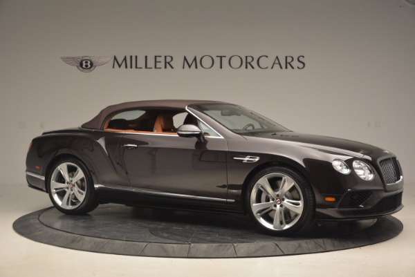 Used 2017 Bentley Continental GTC V8 S for sale Sold at Rolls-Royce Motor Cars Greenwich in Greenwich CT 06830 22