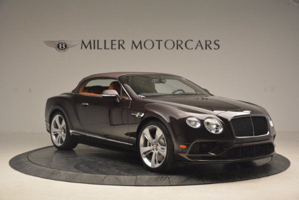 Used 2017 Bentley Continental GTC V8 S for sale Sold at Rolls-Royce Motor Cars Greenwich in Greenwich CT 06830 23