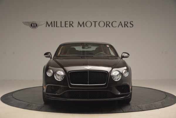 Used 2017 Bentley Continental GTC V8 S for sale Sold at Rolls-Royce Motor Cars Greenwich in Greenwich CT 06830 24