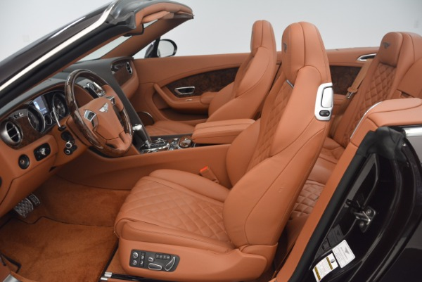 Used 2017 Bentley Continental GTC V8 S for sale Sold at Rolls-Royce Motor Cars Greenwich in Greenwich CT 06830 28