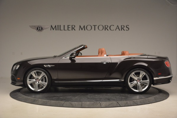 Used 2017 Bentley Continental GTC V8 S for sale Sold at Rolls-Royce Motor Cars Greenwich in Greenwich CT 06830 3