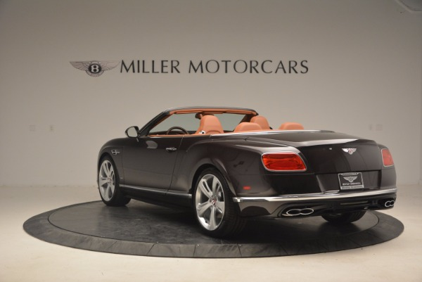 Used 2017 Bentley Continental GTC V8 S for sale Sold at Rolls-Royce Motor Cars Greenwich in Greenwich CT 06830 5