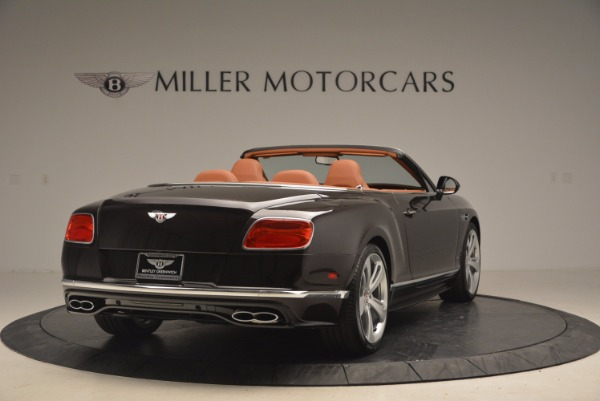 Used 2017 Bentley Continental GTC V8 S for sale Sold at Rolls-Royce Motor Cars Greenwich in Greenwich CT 06830 7