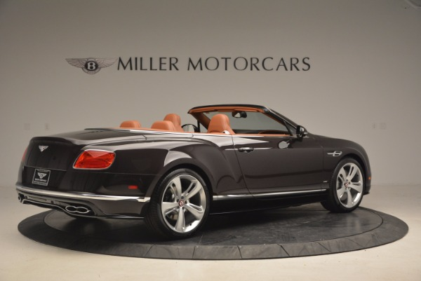 Used 2017 Bentley Continental GTC V8 S for sale Sold at Rolls-Royce Motor Cars Greenwich in Greenwich CT 06830 8