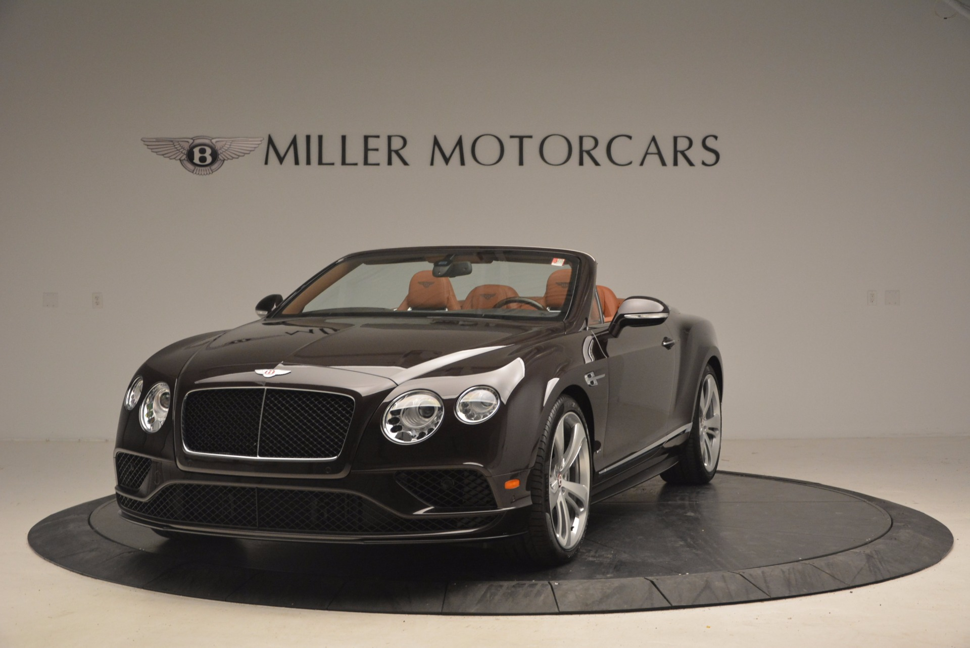 Used 2017 Bentley Continental GTC V8 S for sale Sold at Rolls-Royce Motor Cars Greenwich in Greenwich CT 06830 1