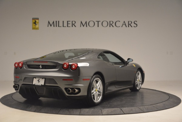 Used 2005 Ferrari F430 6-Speed Manual for sale Sold at Rolls-Royce Motor Cars Greenwich in Greenwich CT 06830 7