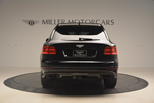New 2018 Bentley Bentayga Black Edition for sale Sold at Rolls-Royce Motor Cars Greenwich in Greenwich CT 06830 6