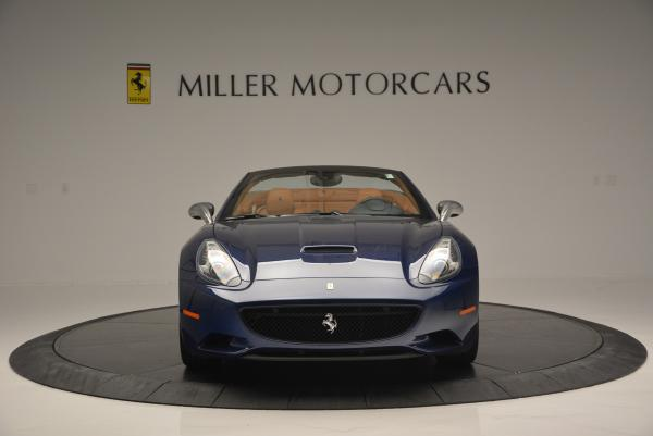 Used 2013 Ferrari California 30 for sale Sold at Rolls-Royce Motor Cars Greenwich in Greenwich CT 06830 12