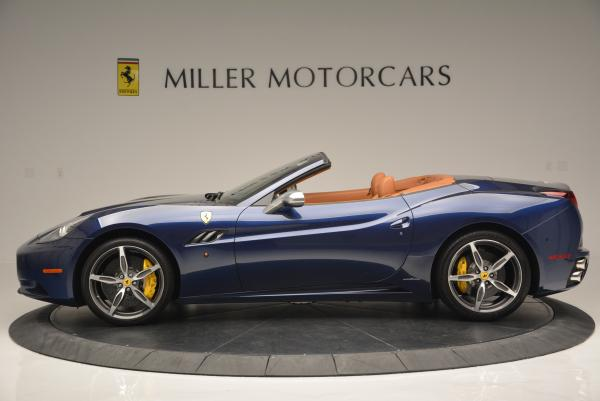Used 2013 Ferrari California 30 for sale Sold at Rolls-Royce Motor Cars Greenwich in Greenwich CT 06830 3