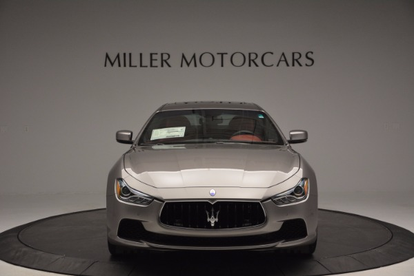 Used 2015 Maserati Ghibli S Q4 for sale Sold at Rolls-Royce Motor Cars Greenwich in Greenwich CT 06830 12