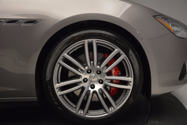 Used 2015 Maserati Ghibli S Q4 for sale Sold at Rolls-Royce Motor Cars Greenwich in Greenwich CT 06830 26