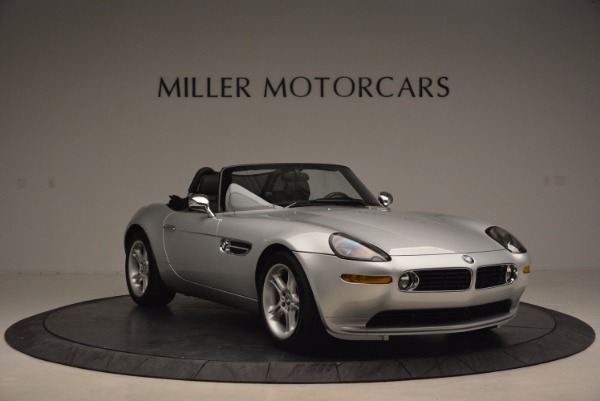 Used 2001 BMW Z8 for sale Sold at Rolls-Royce Motor Cars Greenwich in Greenwich CT 06830 11