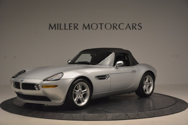 Used 2001 BMW Z8 for sale Sold at Rolls-Royce Motor Cars Greenwich in Greenwich CT 06830 14