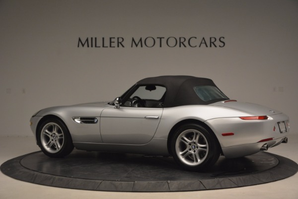 Used 2001 BMW Z8 for sale Sold at Rolls-Royce Motor Cars Greenwich in Greenwich CT 06830 16
