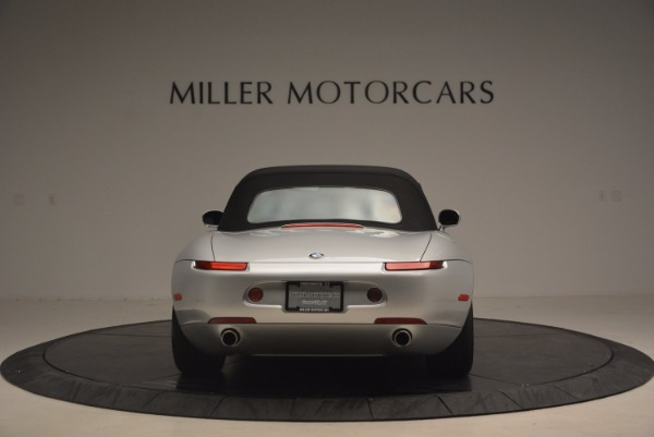 Used 2001 BMW Z8 for sale Sold at Rolls-Royce Motor Cars Greenwich in Greenwich CT 06830 18