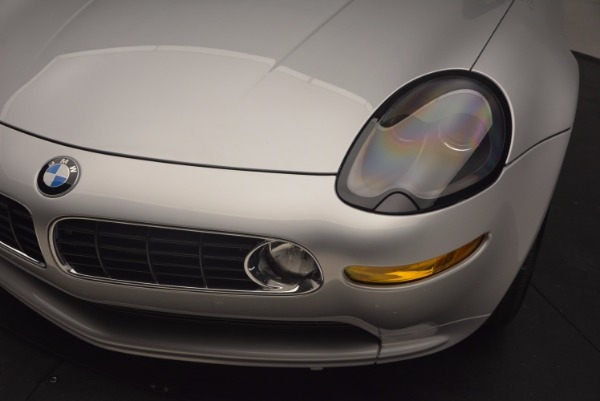 Used 2001 BMW Z8 for sale Sold at Rolls-Royce Motor Cars Greenwich in Greenwich CT 06830 26