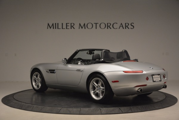 Used 2001 BMW Z8 for sale Sold at Rolls-Royce Motor Cars Greenwich in Greenwich CT 06830 5