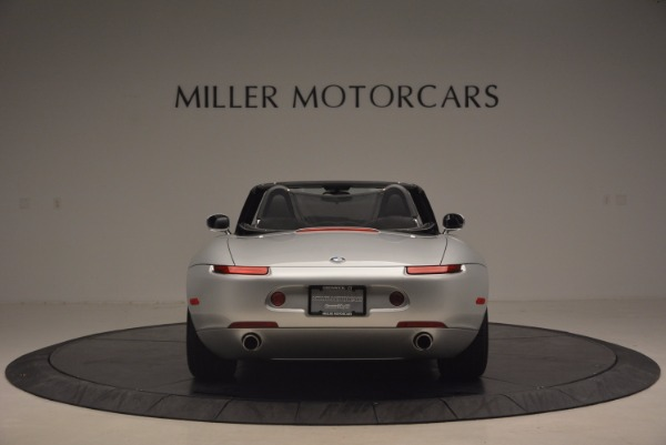 Used 2001 BMW Z8 for sale Sold at Rolls-Royce Motor Cars Greenwich in Greenwich CT 06830 6