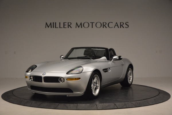 Used 2001 BMW Z8 for sale Sold at Rolls-Royce Motor Cars Greenwich in Greenwich CT 06830 1