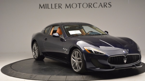 New 2017 Maserati GranTurismo Coupe Sport for sale Sold at Rolls-Royce Motor Cars Greenwich in Greenwich CT 06830 11