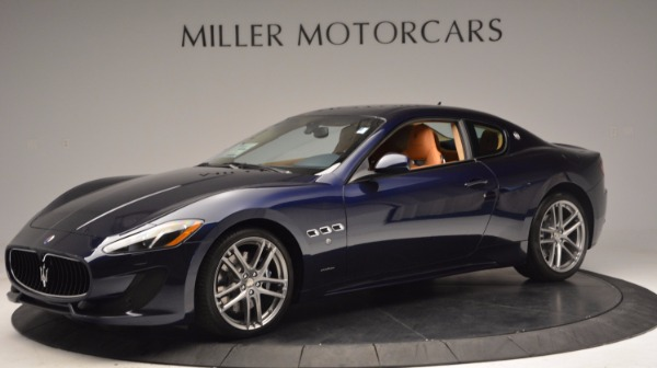 New 2017 Maserati GranTurismo Coupe Sport for sale Sold at Rolls-Royce Motor Cars Greenwich in Greenwich CT 06830 2