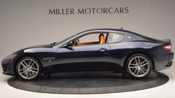 New 2017 Maserati GranTurismo Coupe Sport for sale Sold at Rolls-Royce Motor Cars Greenwich in Greenwich CT 06830 3