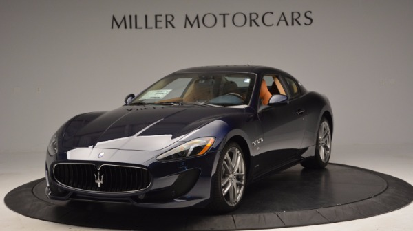 New 2017 Maserati GranTurismo Coupe Sport for sale Sold at Rolls-Royce Motor Cars Greenwich in Greenwich CT 06830 1