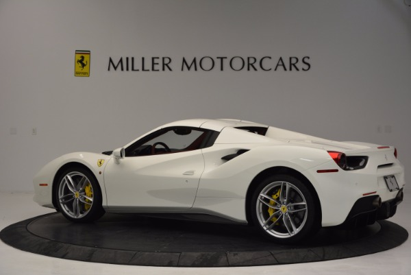 Used 2017 Ferrari 488 Spider for sale Sold at Rolls-Royce Motor Cars Greenwich in Greenwich CT 06830 16