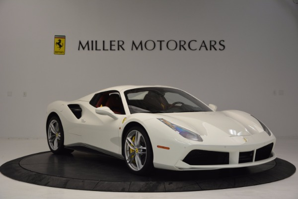 Used 2017 Ferrari 488 Spider for sale Sold at Rolls-Royce Motor Cars Greenwich in Greenwich CT 06830 23