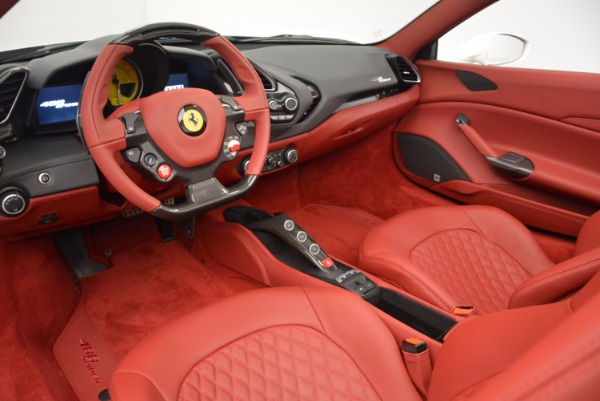 Used 2017 Ferrari 488 Spider for sale Sold at Rolls-Royce Motor Cars Greenwich in Greenwich CT 06830 25