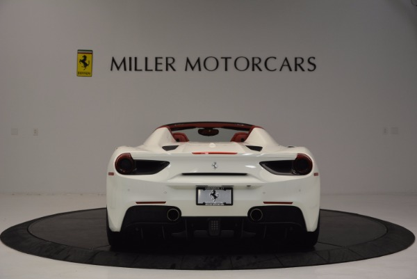Used 2017 Ferrari 488 Spider for sale Sold at Rolls-Royce Motor Cars Greenwich in Greenwich CT 06830 6