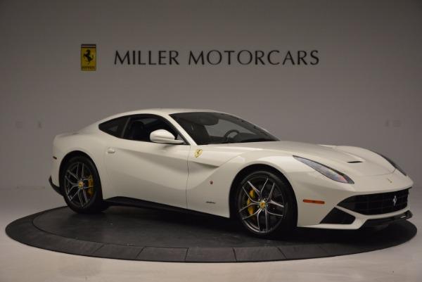 Used 2017 Ferrari F12 Berlinetta for sale Sold at Rolls-Royce Motor Cars Greenwich in Greenwich CT 06830 10
