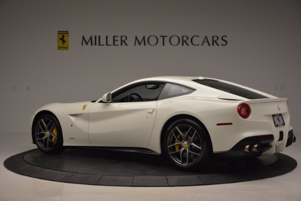 Used 2017 Ferrari F12 Berlinetta for sale Sold at Rolls-Royce Motor Cars Greenwich in Greenwich CT 06830 4