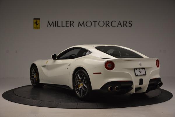 Used 2017 Ferrari F12 Berlinetta for sale Sold at Rolls-Royce Motor Cars Greenwich in Greenwich CT 06830 5