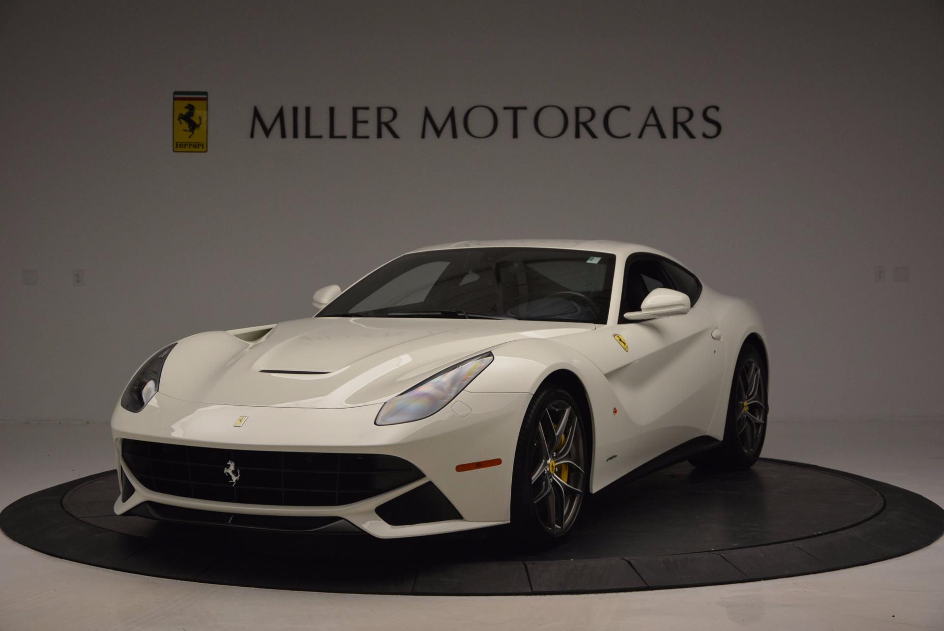 Used 2017 Ferrari F12 Berlinetta for sale Sold at Rolls-Royce Motor Cars Greenwich in Greenwich CT 06830 1